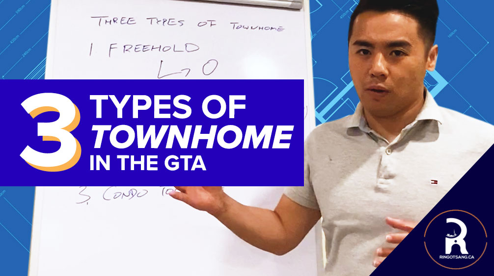 3 types of townhome