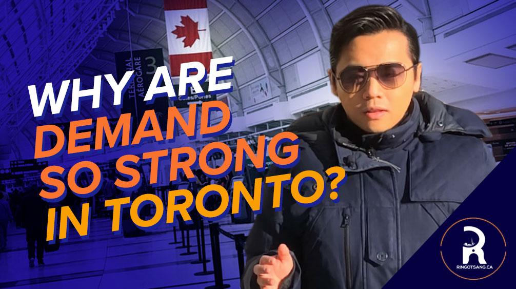 Toronto Demand